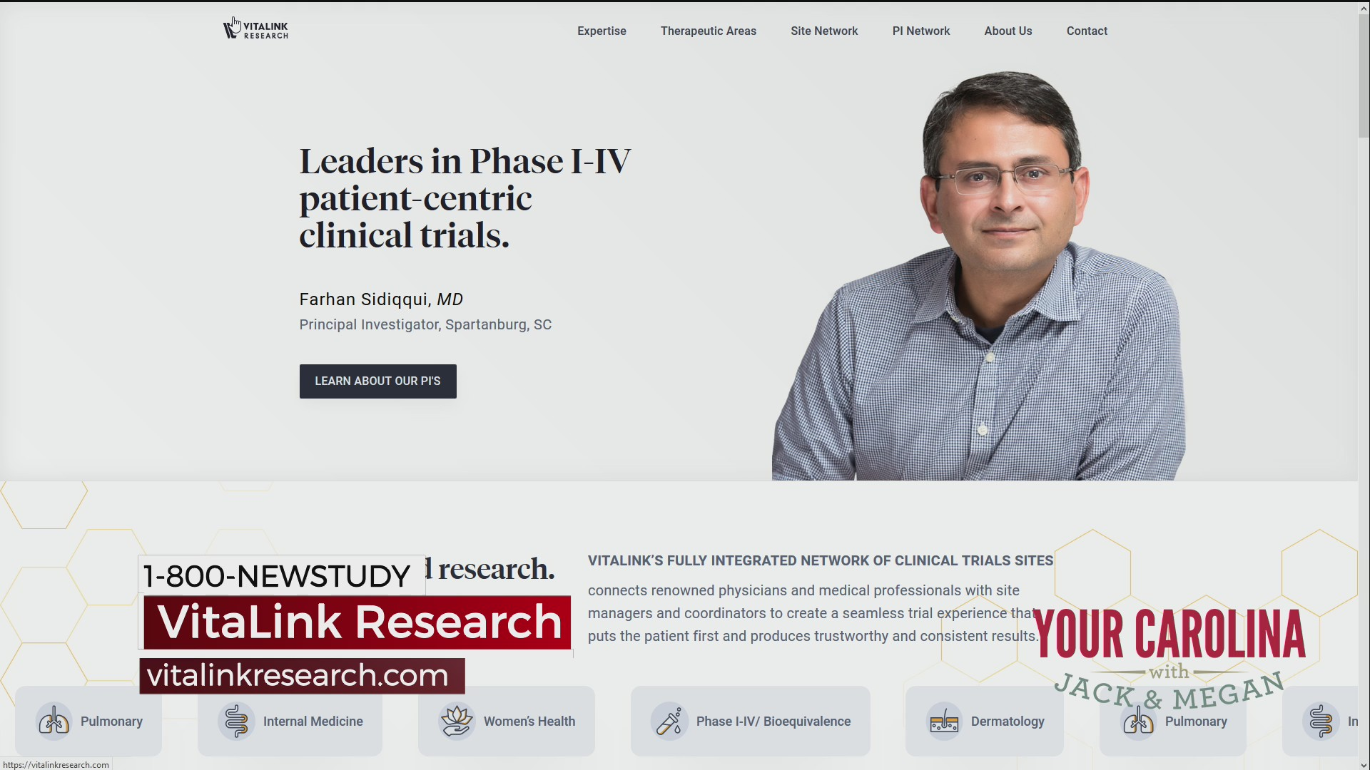 Vitalink Research