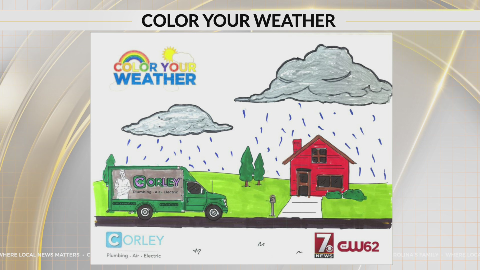 Color Your Weather: Kayla