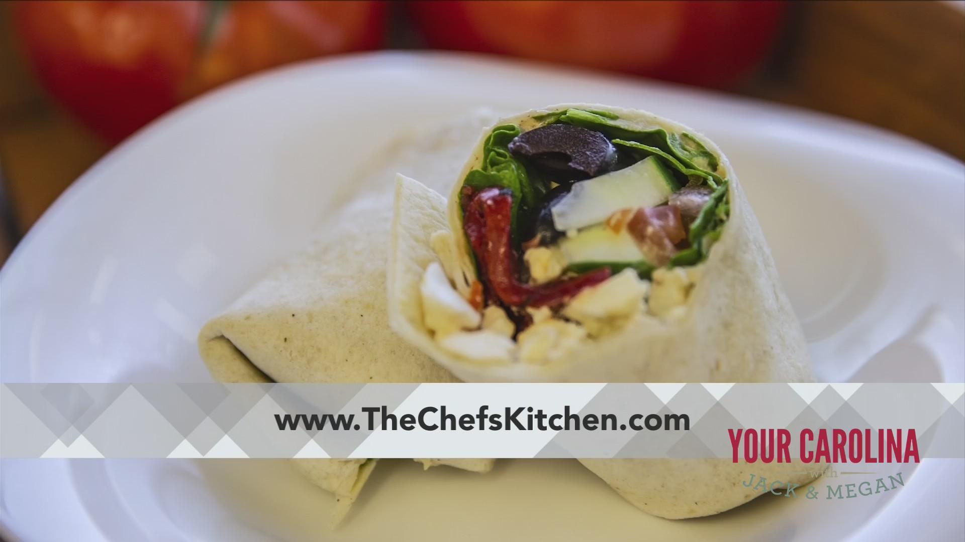 Chef's Kitchen - Greek Wrap