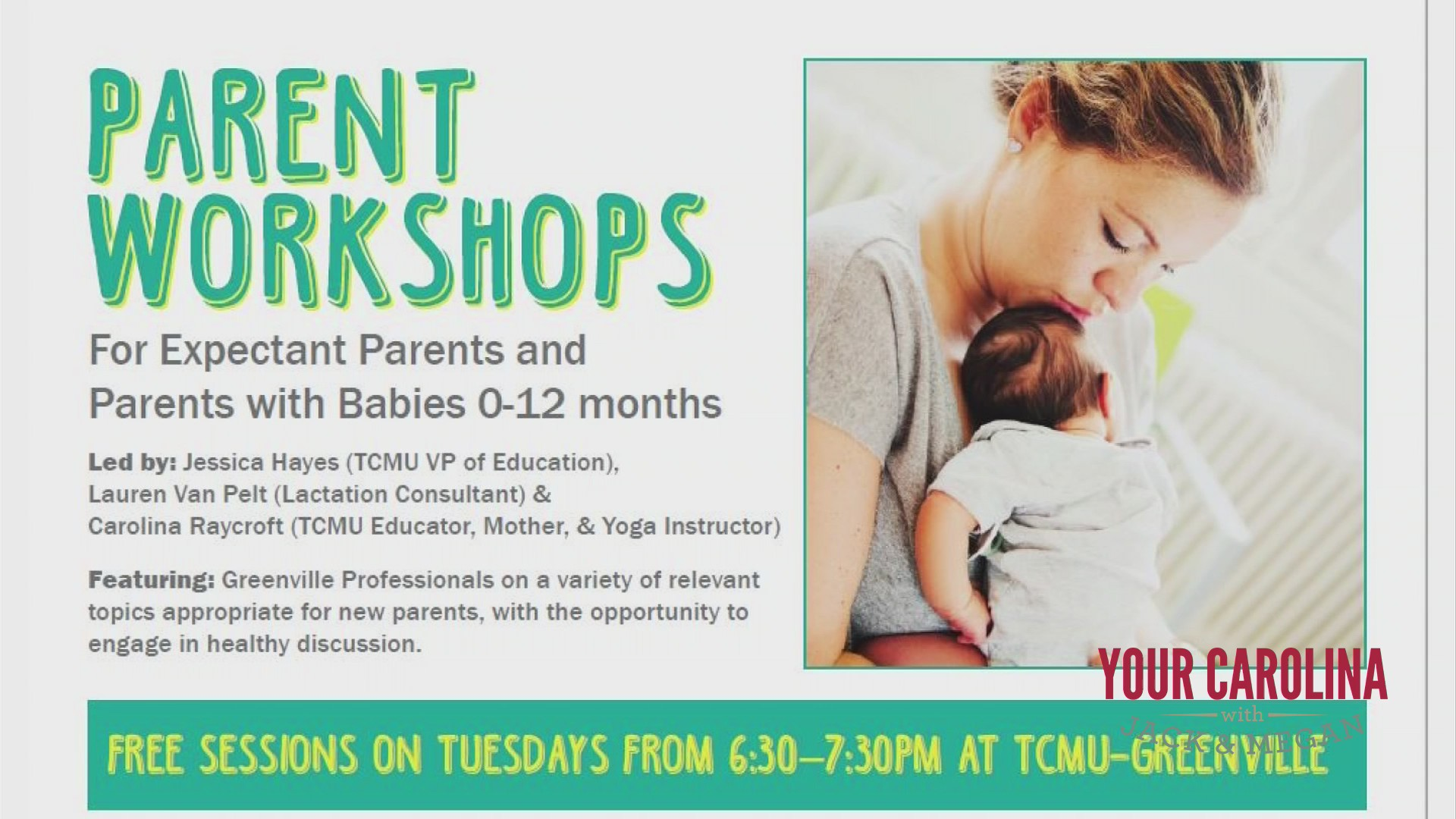 Parent Workshop At The Children's Museum