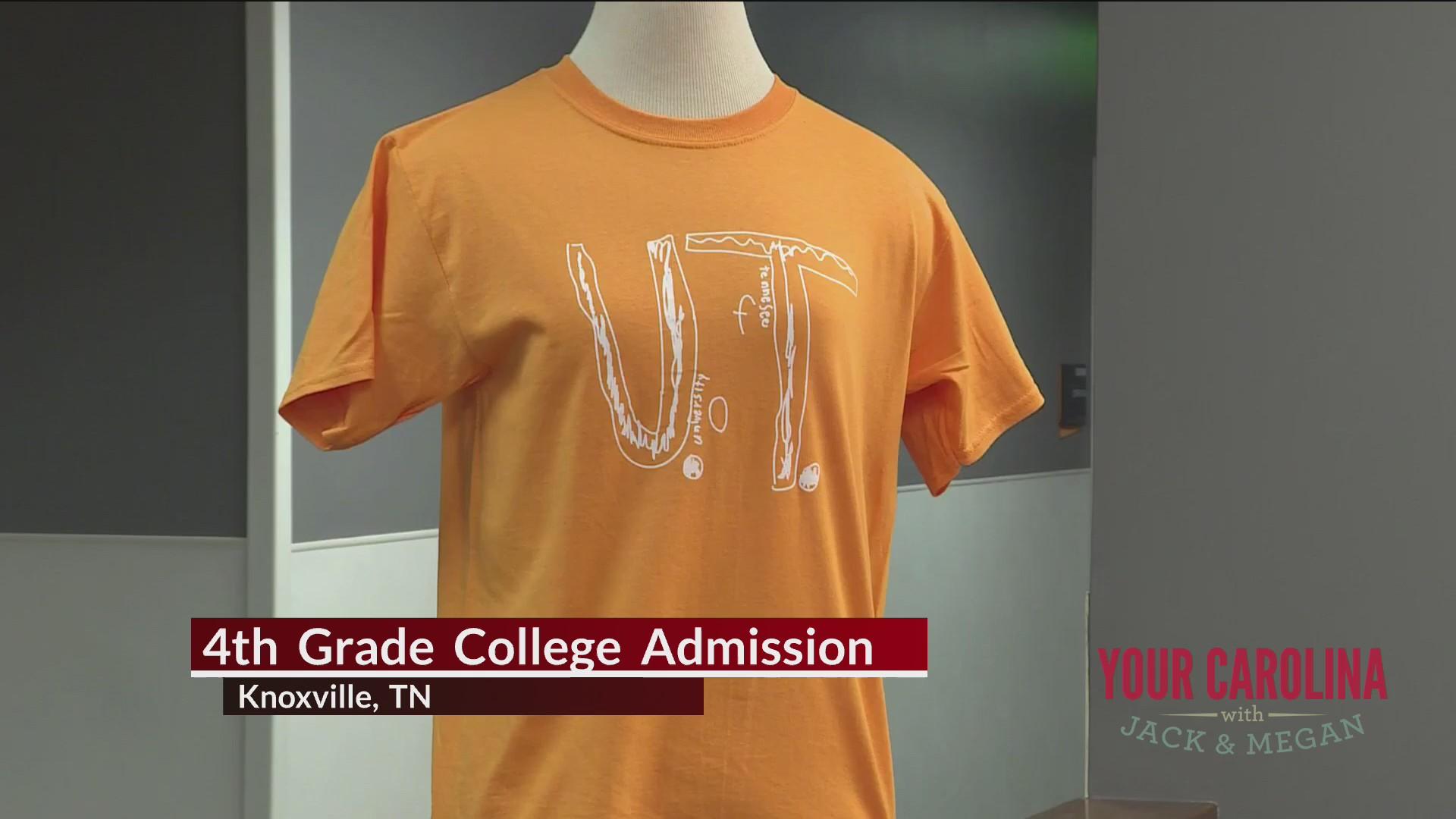 Good News - 4th Grade College Admission