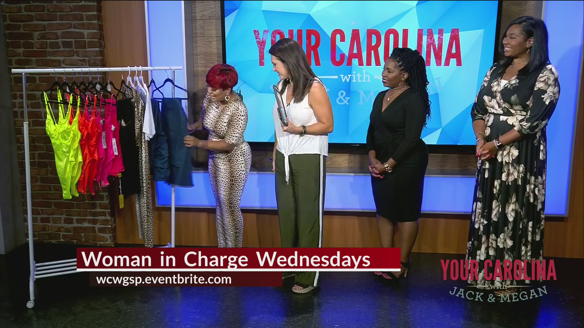 Woman in Charge Wednesday - Women in Business Empowerment