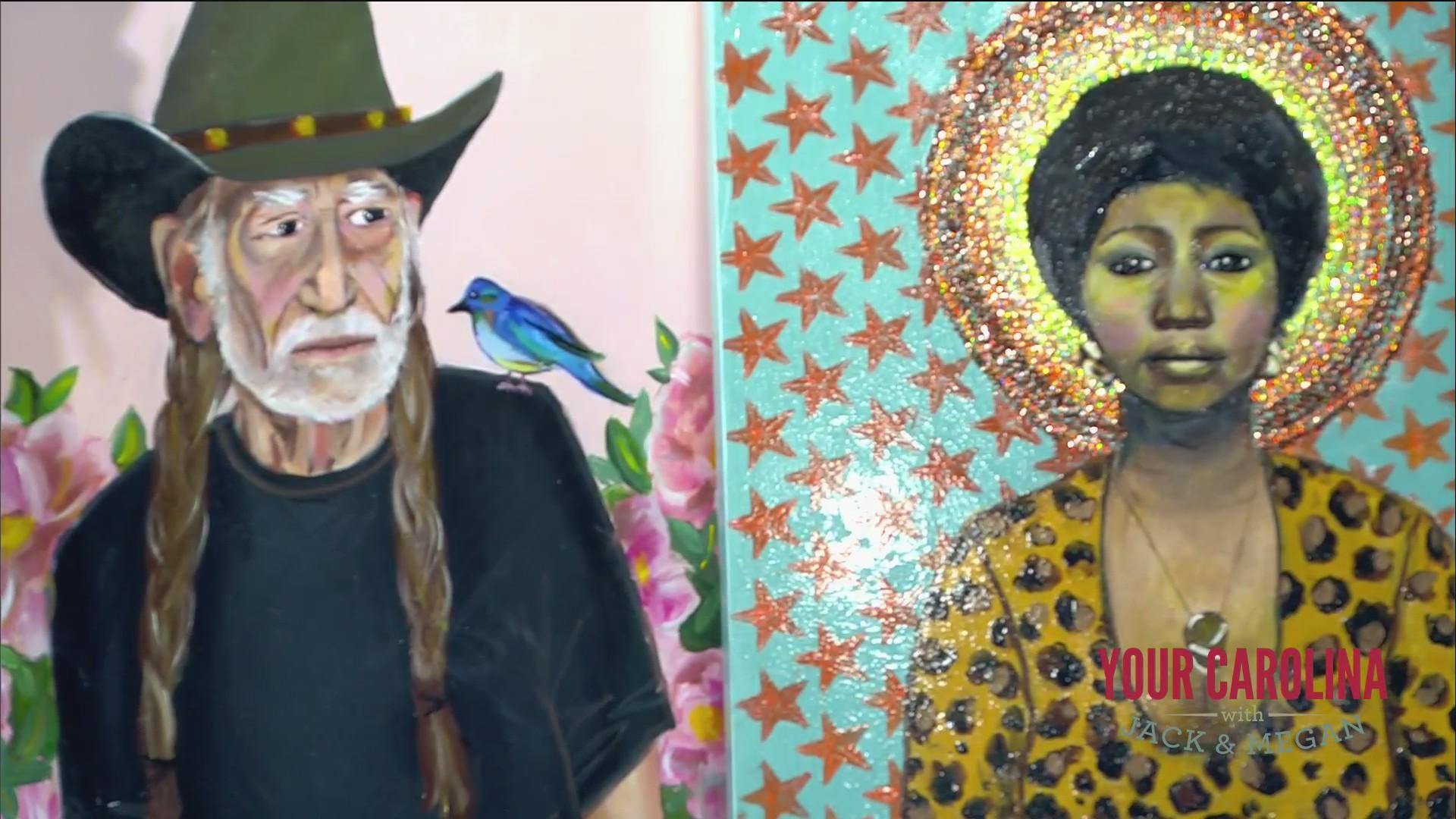 Meet Local Artist Emily Wilson