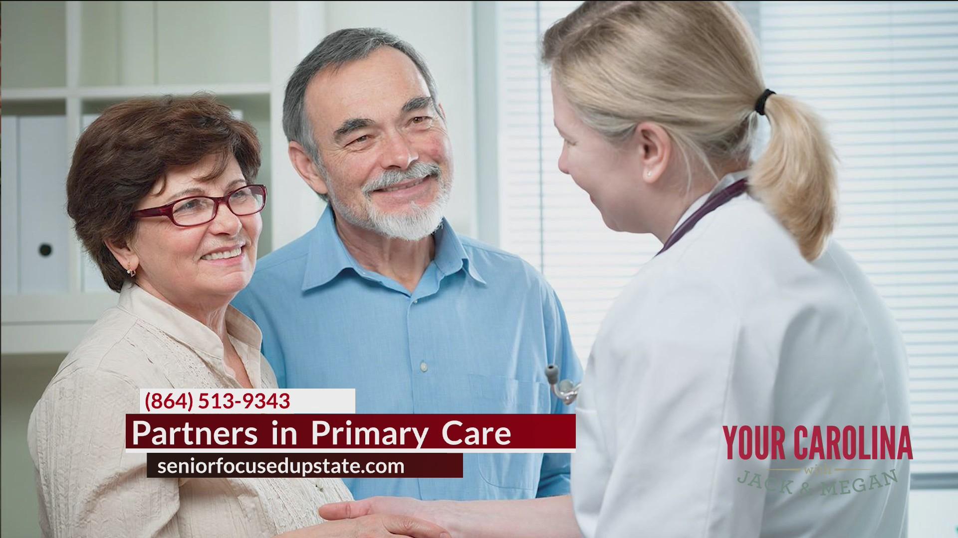 Partners In Primary Care - Senior Focused Care