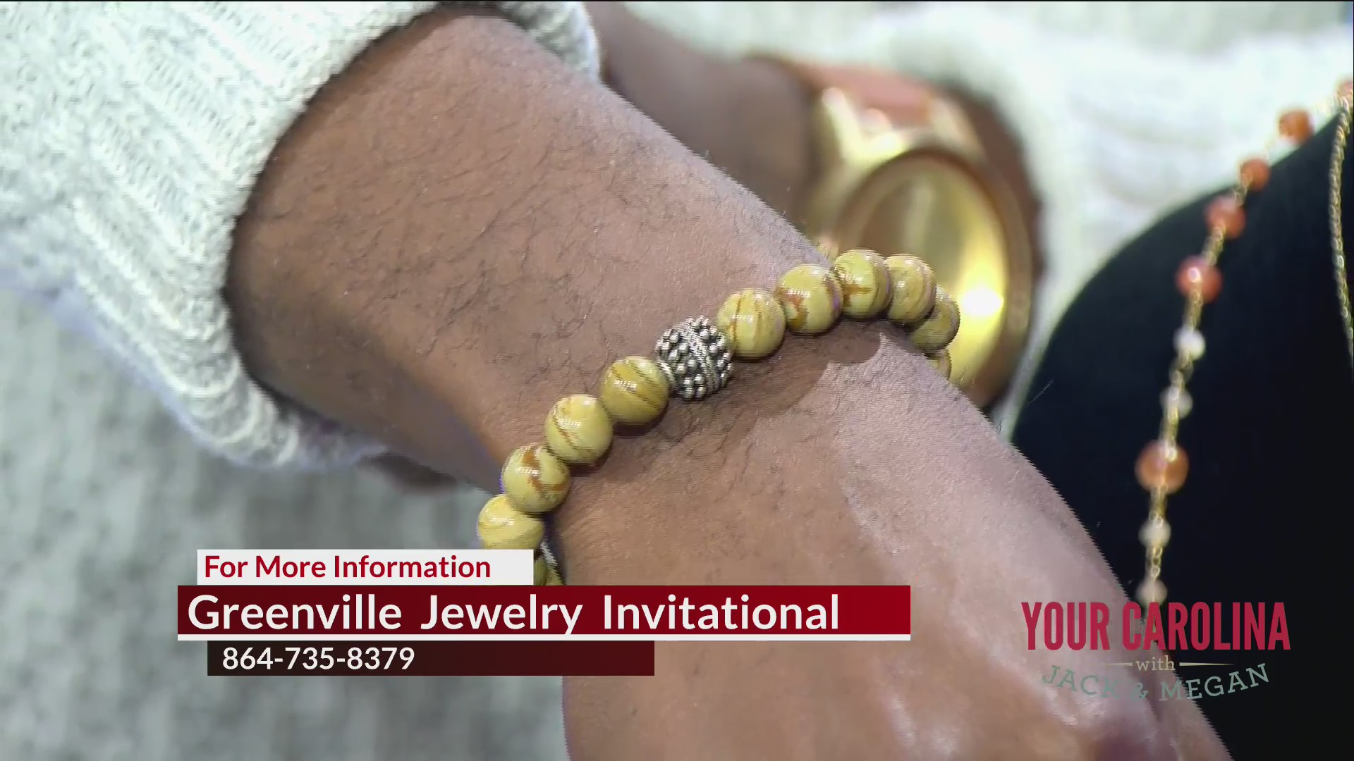 First Annual Greenville Jewelry Invitational