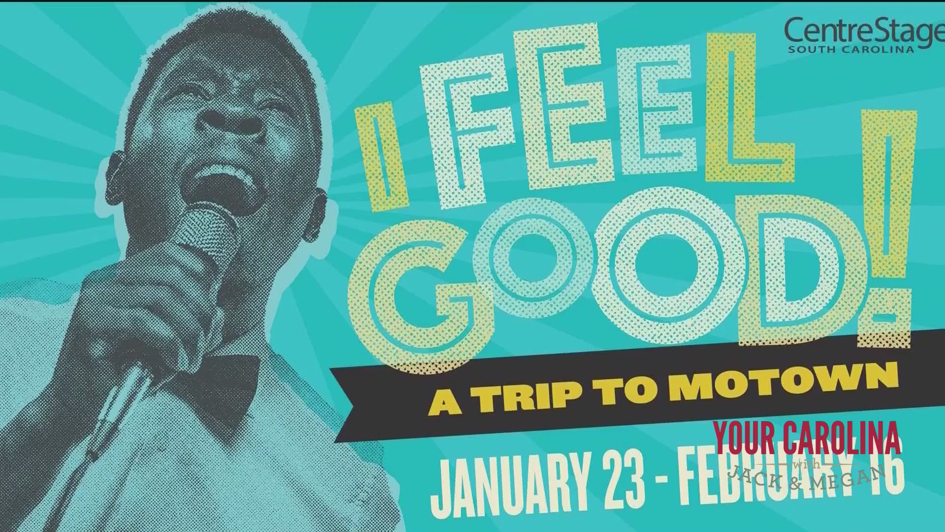 "Centre Stage Presents ""I Feel Good: A Trip to Motown"""
