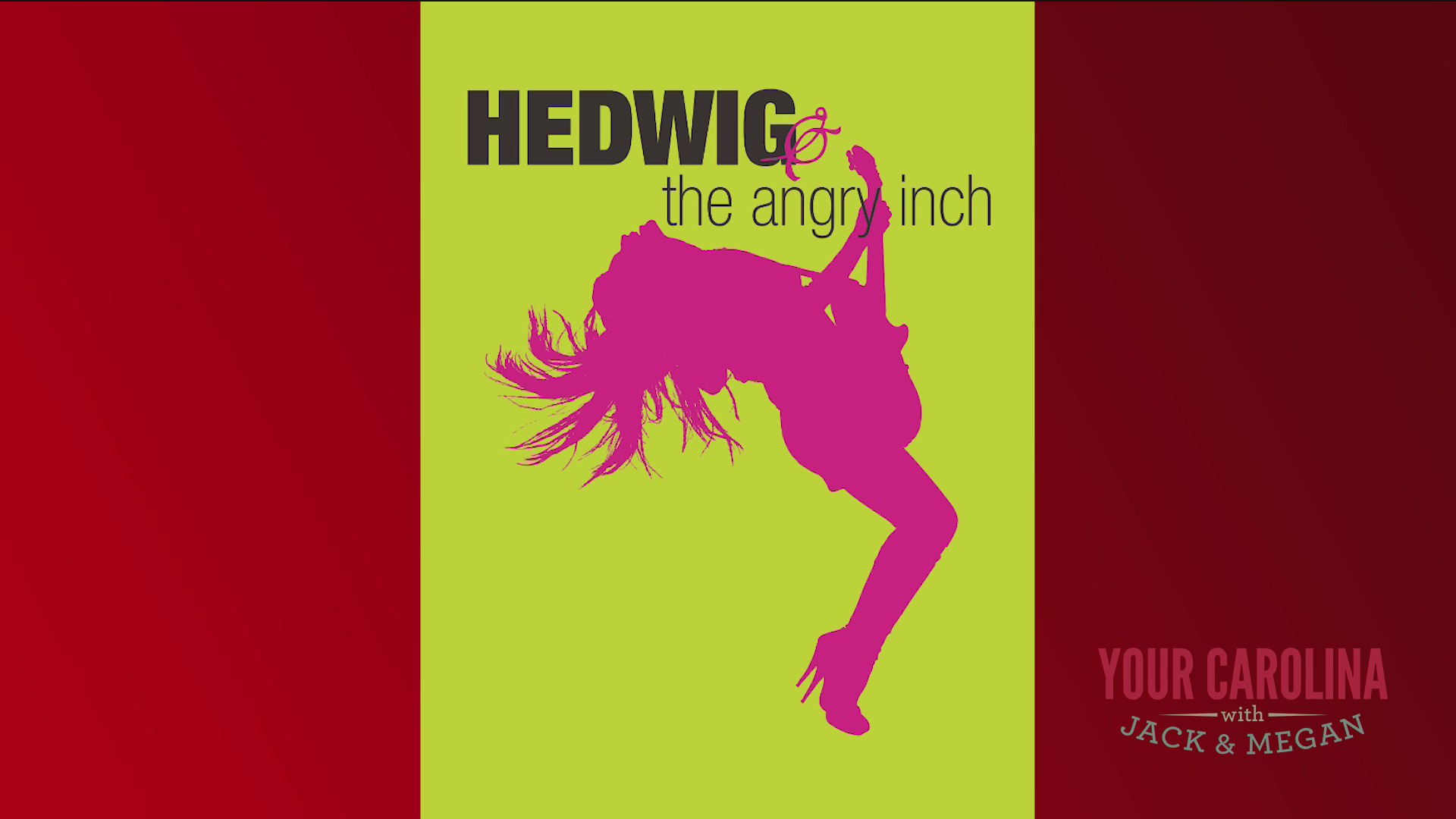 The Warehouse Theatre Presents Hedwig and the Angry Inch