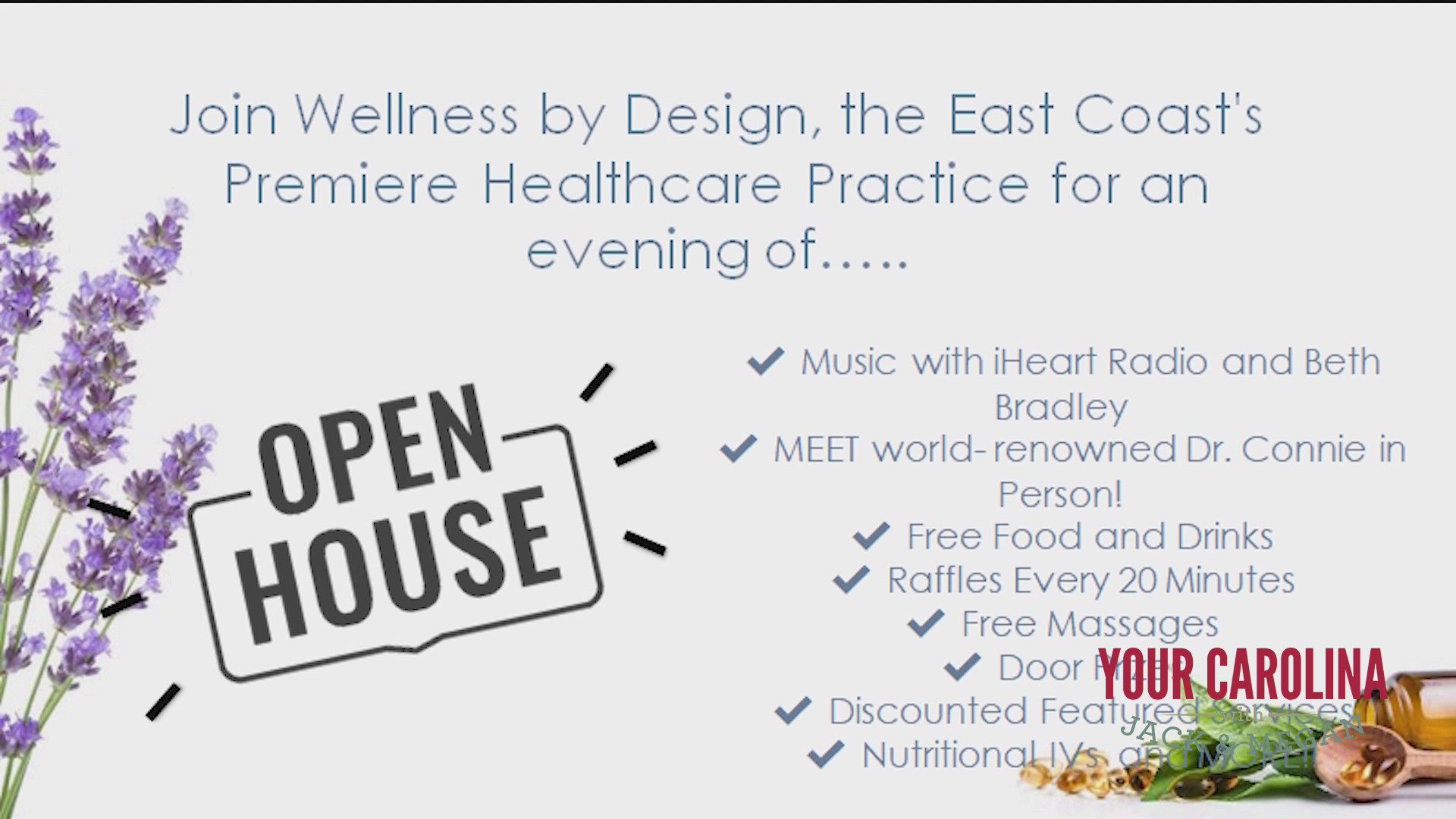 Wellness By Design - Open House