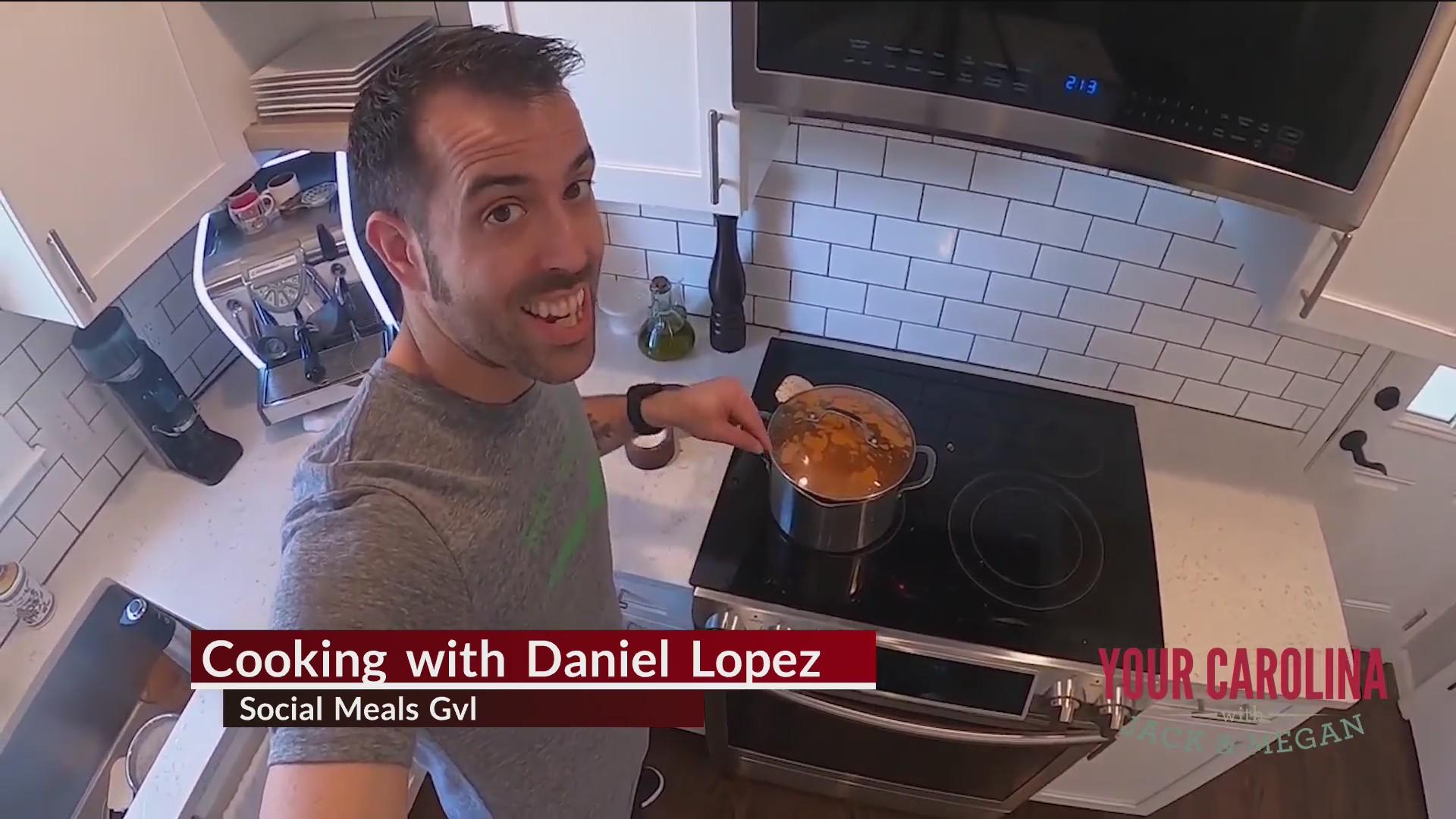 Chef Daniel Lopez
