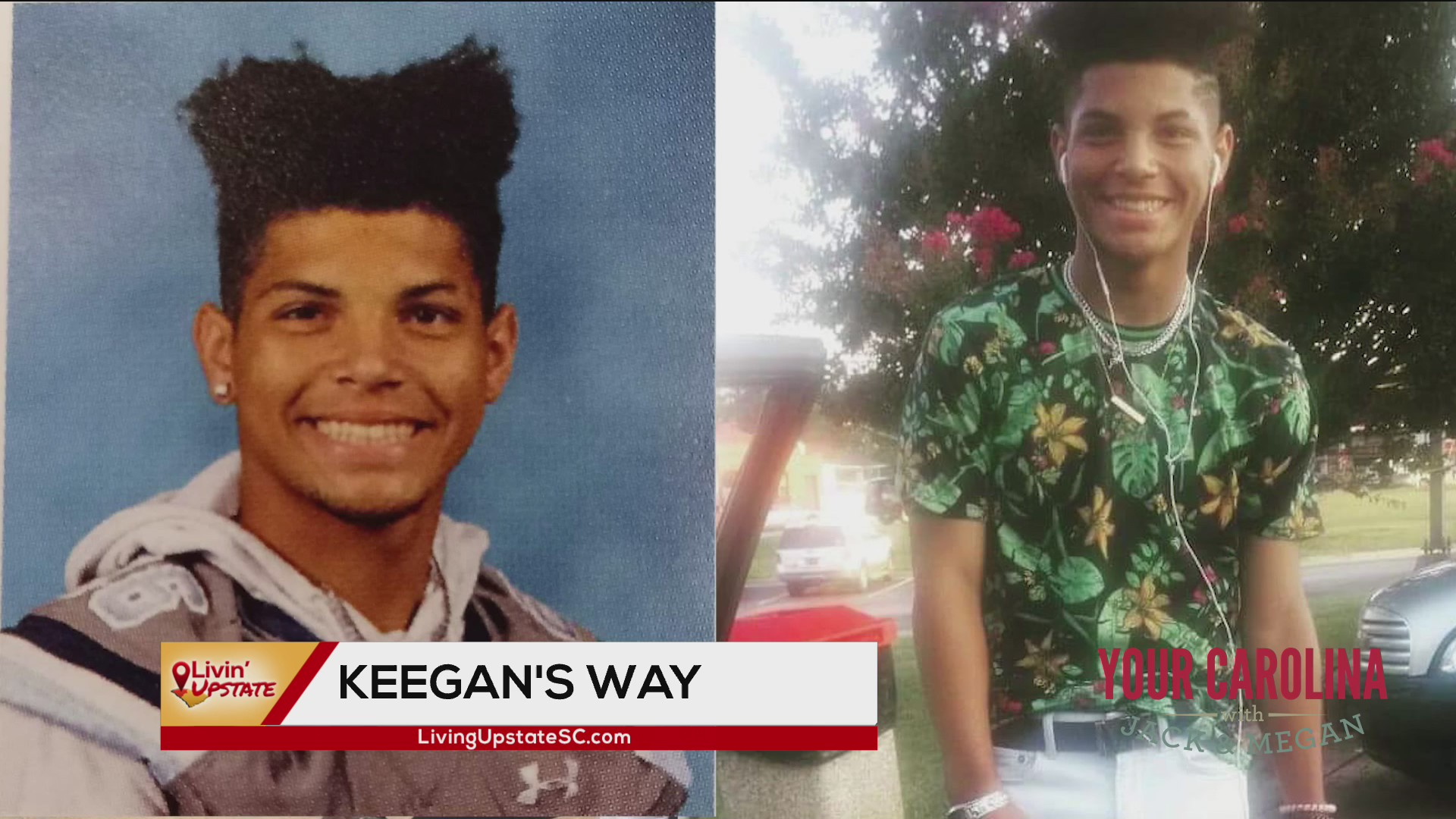 First annual Keegan's Way Smiles for Miles 5k honors Dorman High School organ donor
