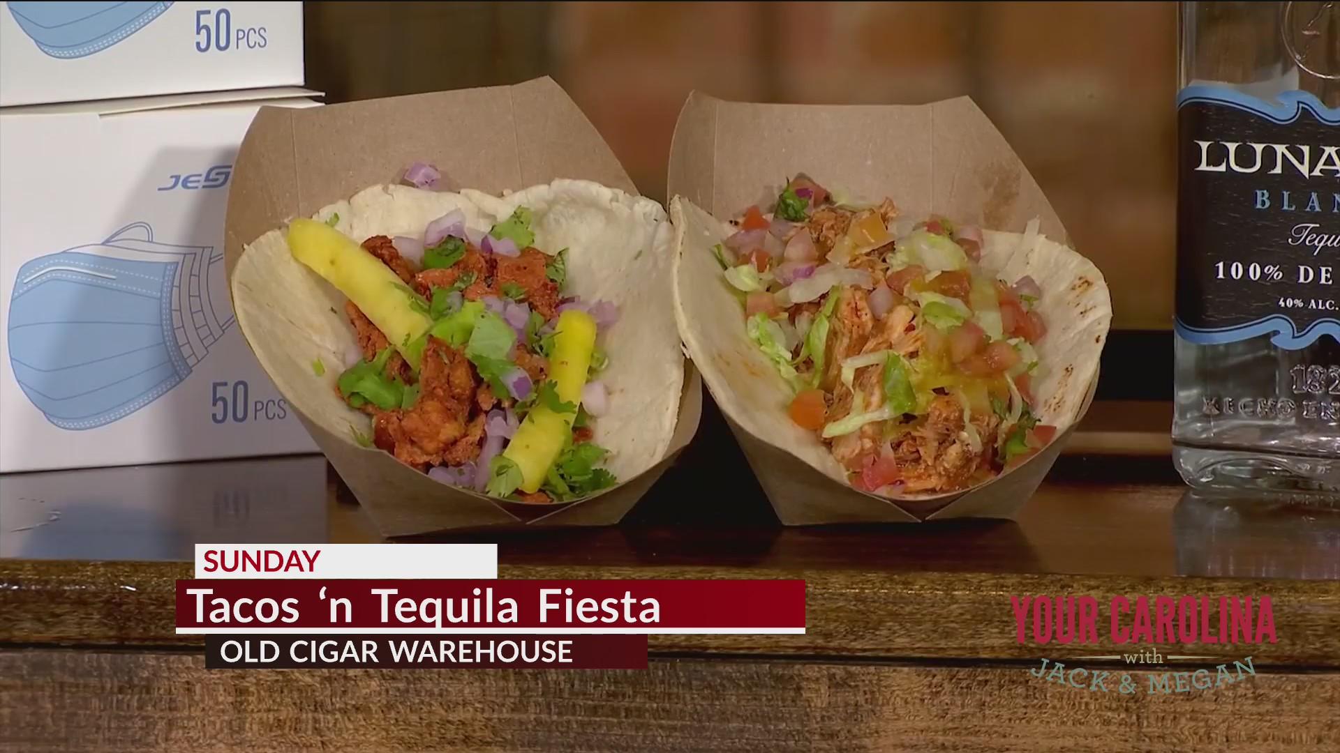 Tacos 'n Tequila Fiesta