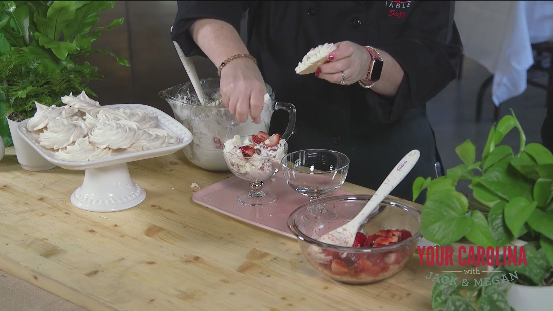 Chef's Kitchen - Suzy's Eton Mess