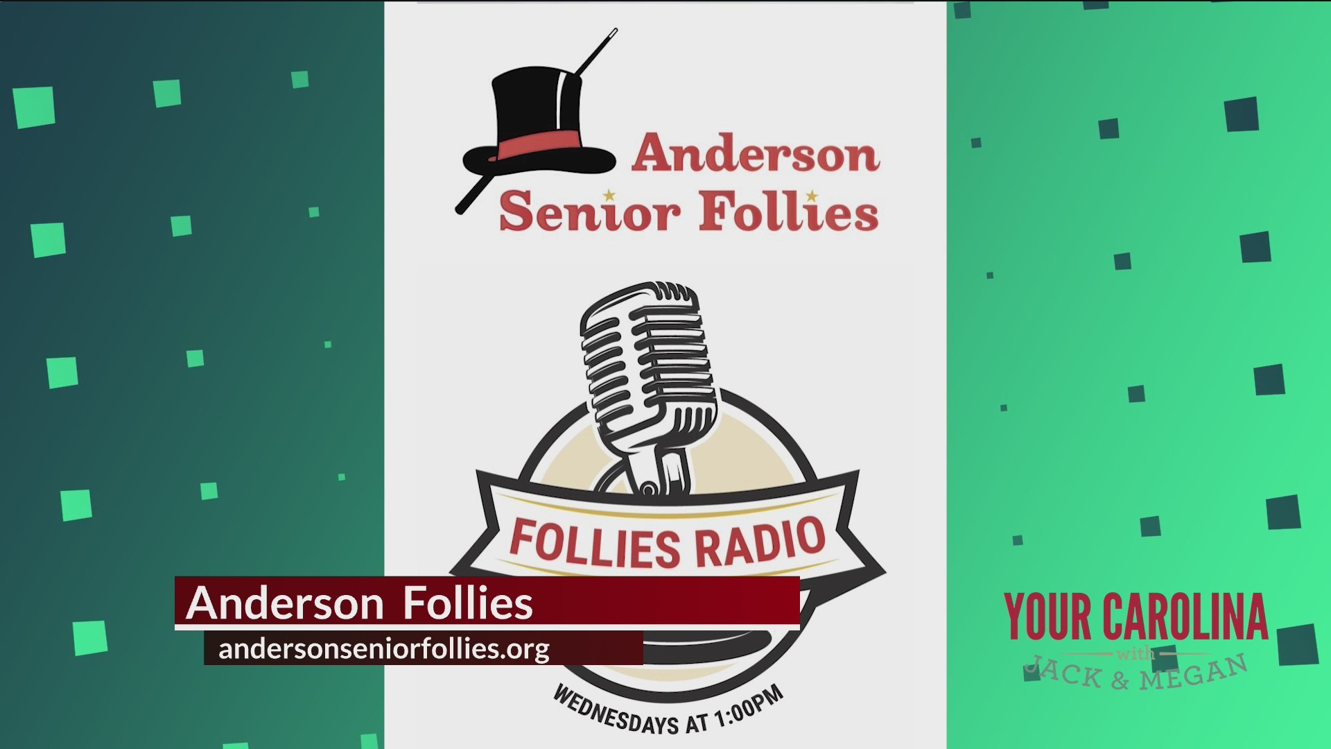 Anderson Senior Follies New Radio Show