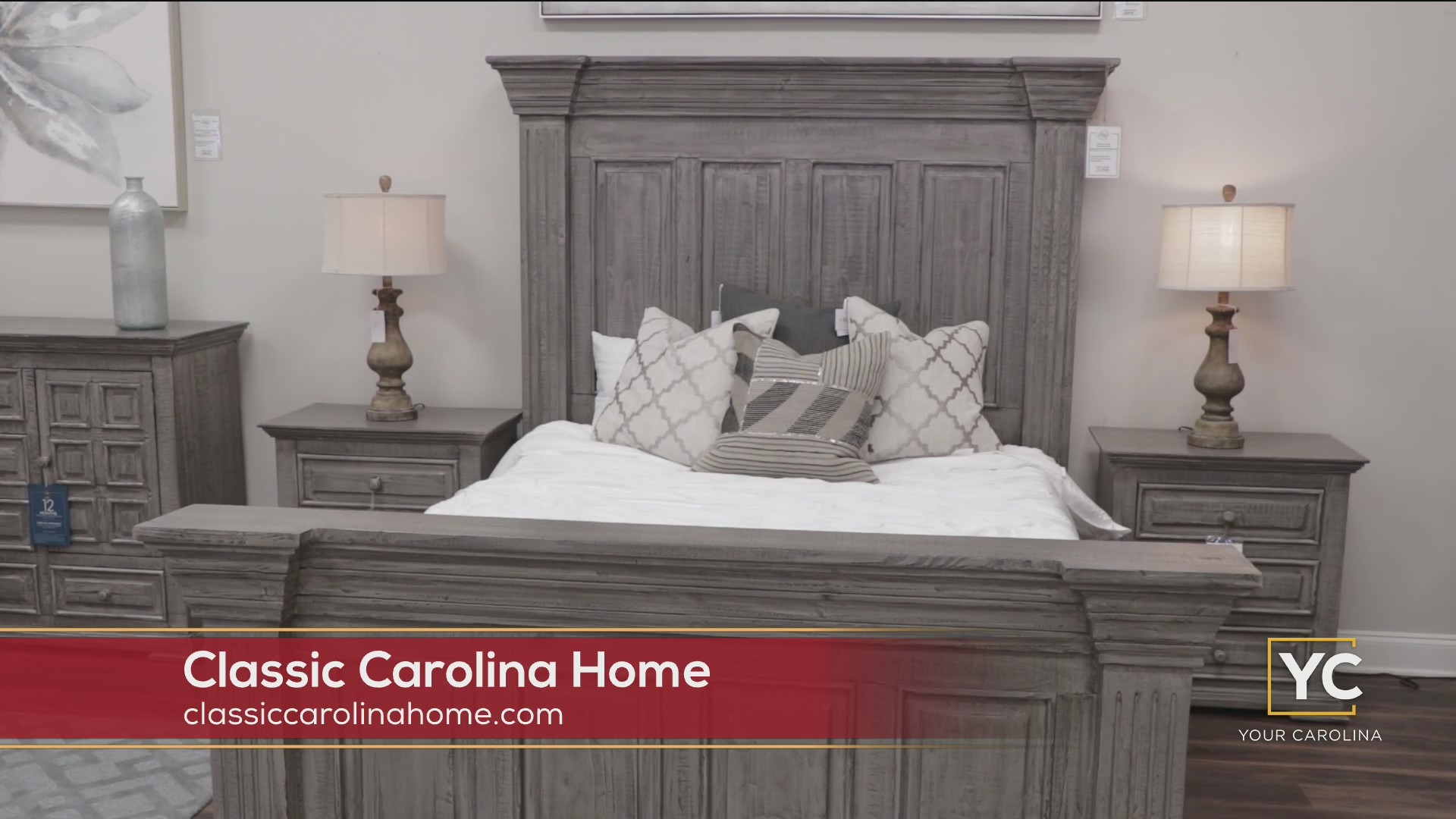 Let Classic Carolina Home Help Redo Your Room