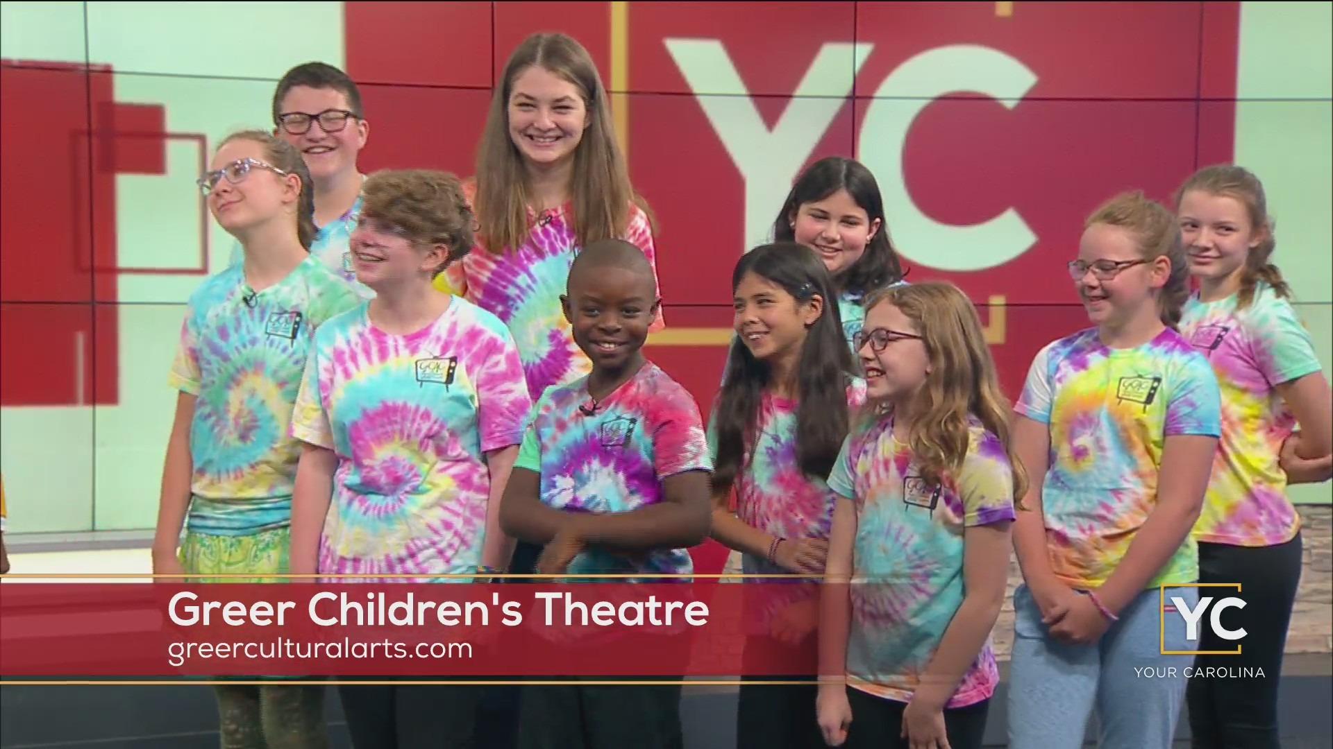 Greer Children's Theatre Presents School House Rock Live! Jr.