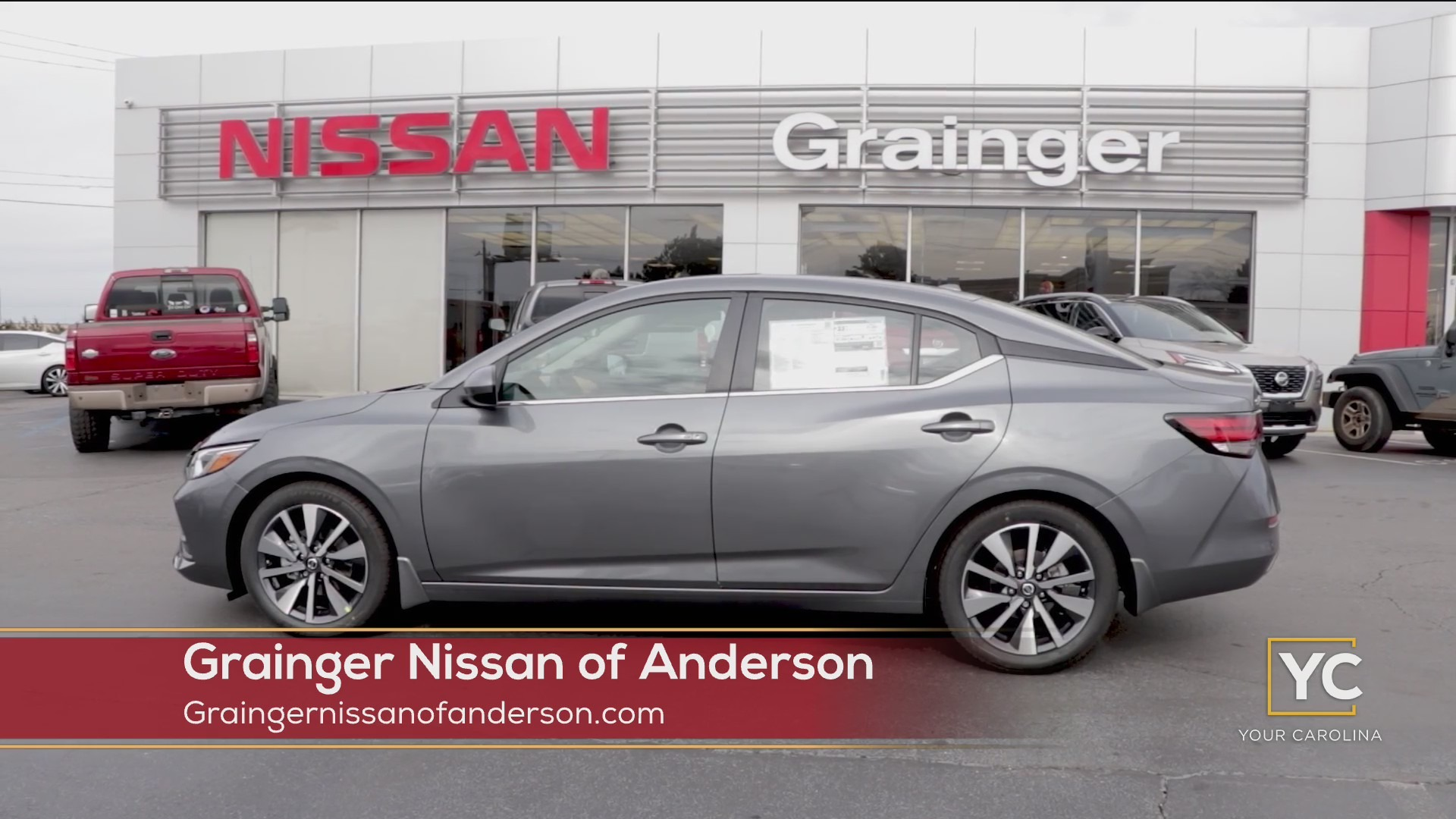 Grainger Nissan of Anderson - Finding The Right Car