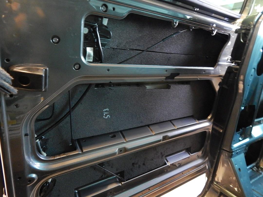 Rohbau vom WSR Reisemobil / Camper / Caravan auf Basis des Volkswagen Transporter der 6. Generation