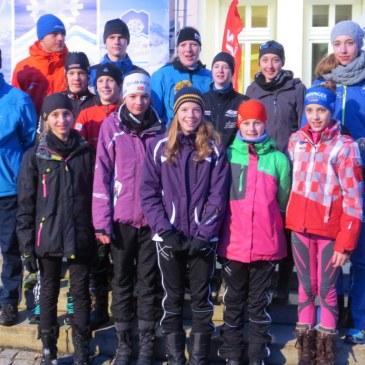 """Finale der """"Tour de Bayerwald"""" beim Chamer Hüttenlauf"""