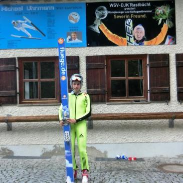 Zweiter Platz für Jakob Kosak!