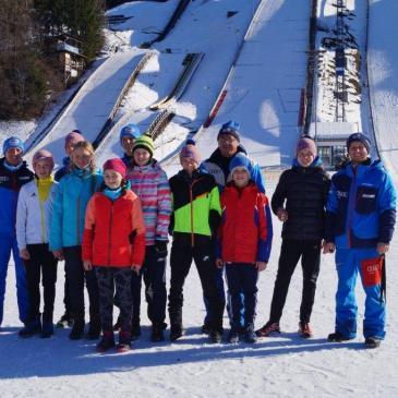 Rastbüchler Skispringer-Team Bayerische Vizemeister