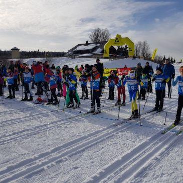 Rastbüchler beim Böhmerwaldlauf in Österreich erfolgreich