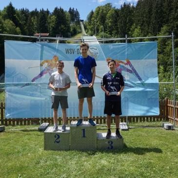 28. Sommerskispringen in Rastbüchl