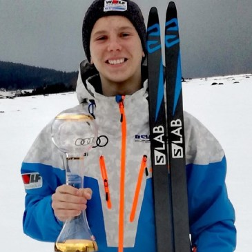 Gesamtsieger im Deutschlandpokal – Simon Kosak