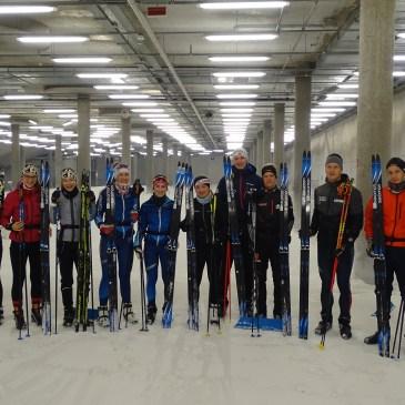 SVB-Lehrgang Skilanglauf in Planica