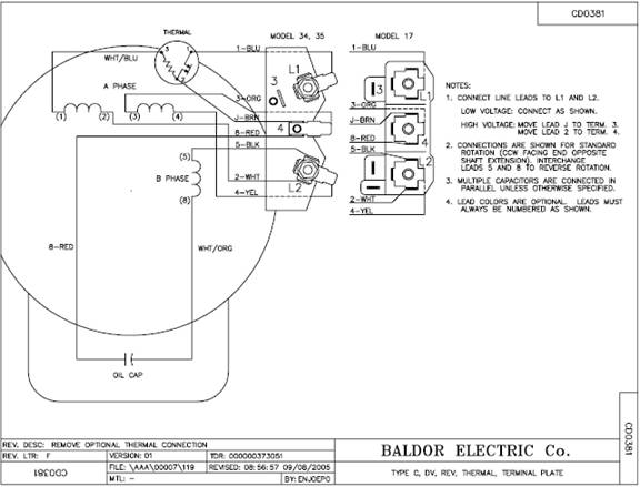 baldor motors wiring diagram wiring diagram 1 5 hp baldor wiring diagram home diagrams