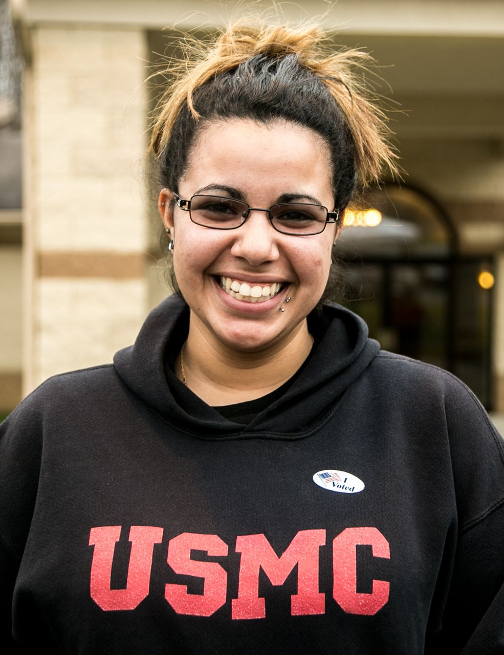 Youngstown voter Idalia