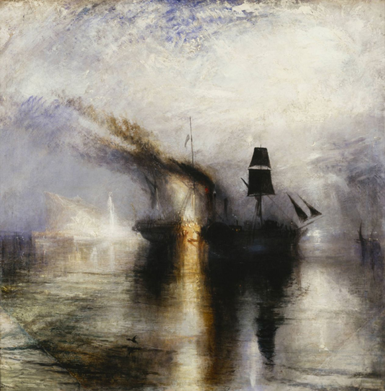 Peace–Burial at Sea (1842)