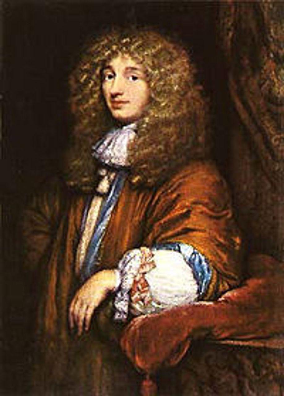 Christiaan Huygens by Bernard Vaillant, Museum Hofwijck, Voorburg