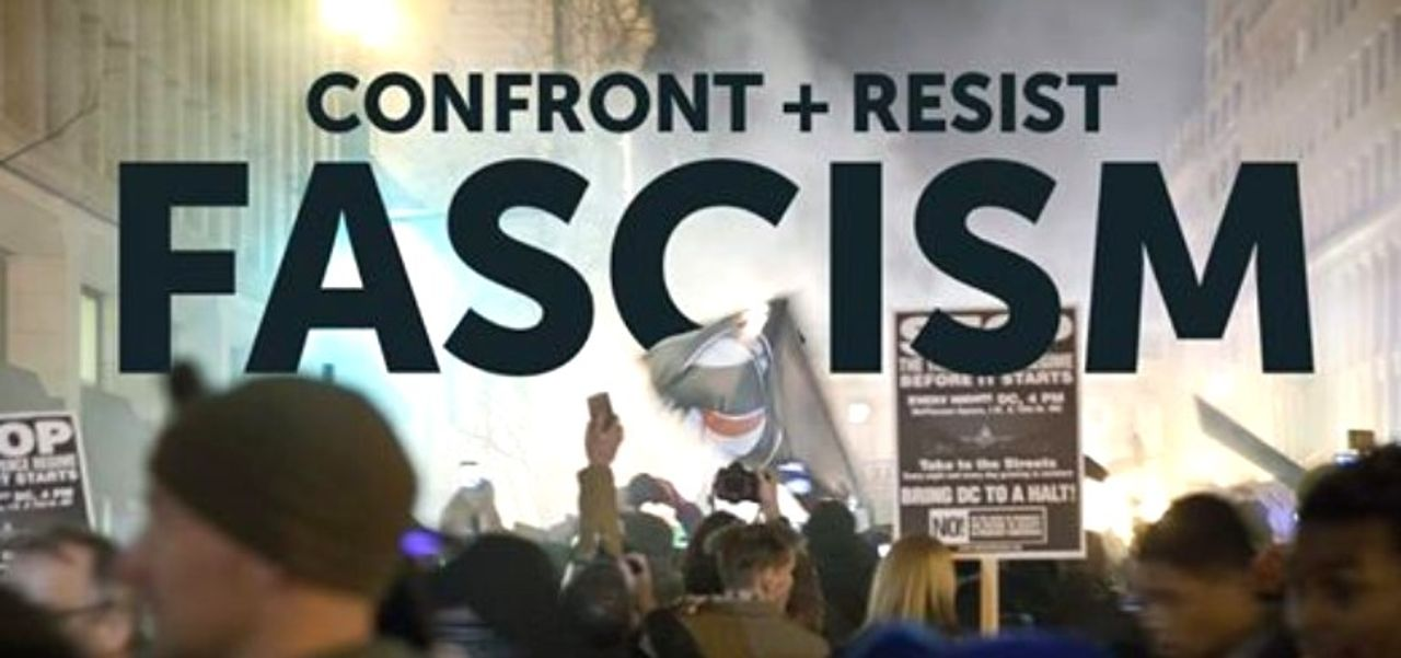 The United States No Unite the Right 2 – DC anti-nazi rally announcement removed by Facebook