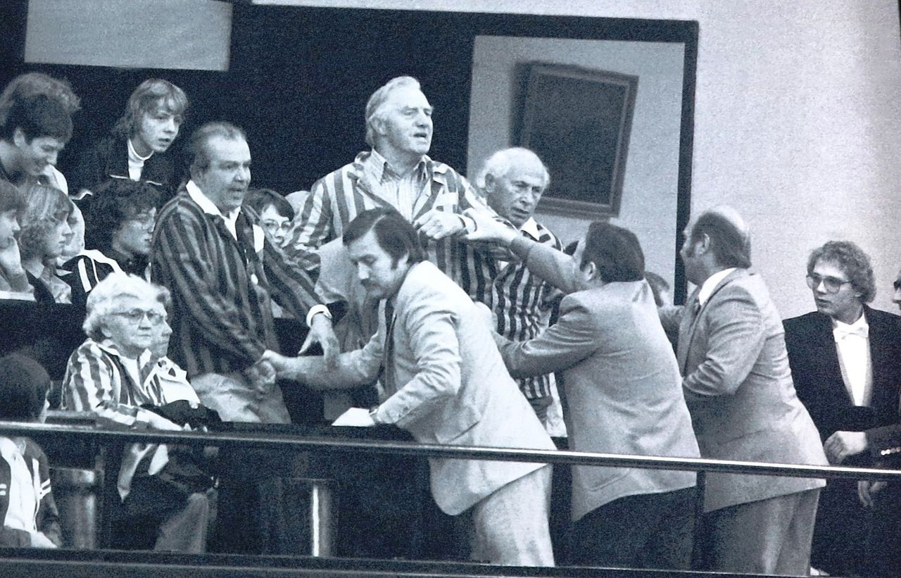 Debate on statute of limitation in the German Bundestag 1979