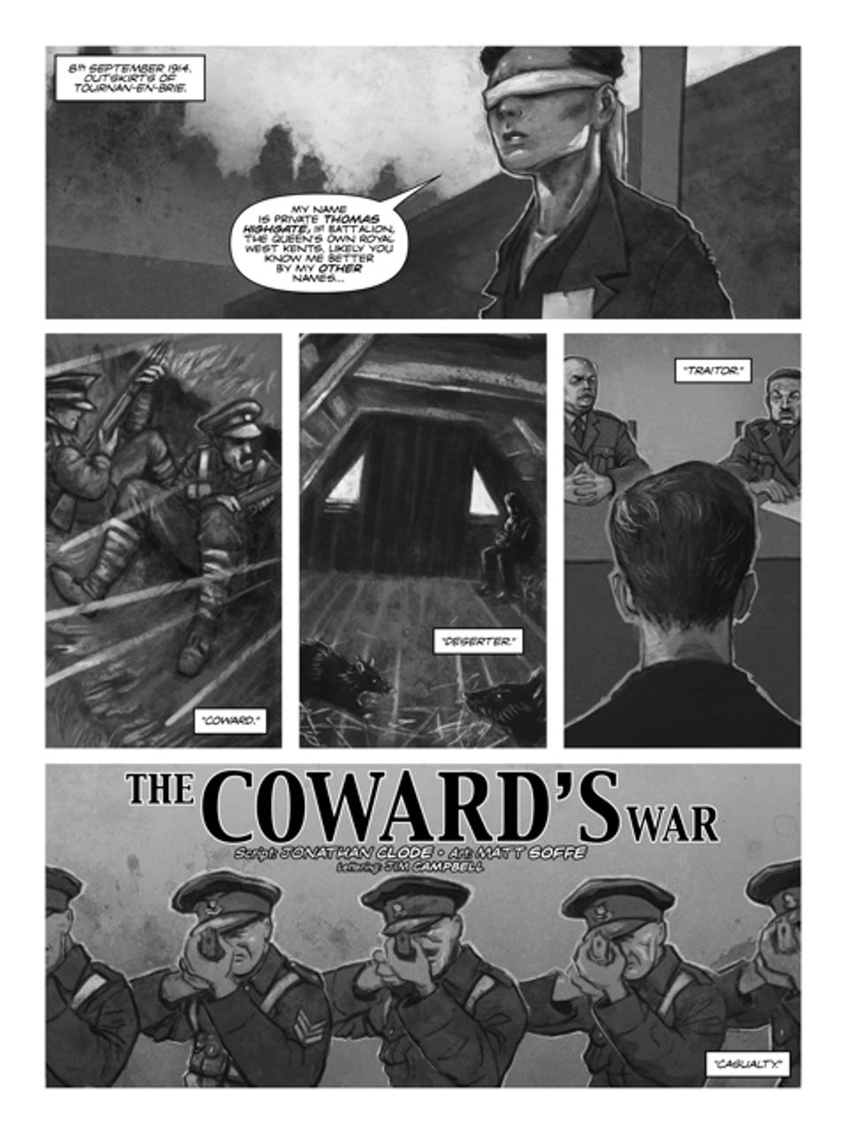 The Coward's War
