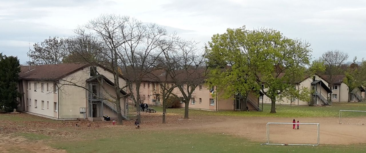 View of Patrick Henry Village
