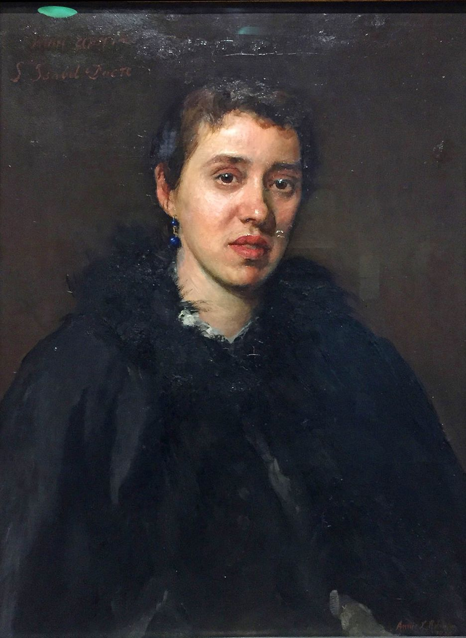 Susan Isabel Dacre (A Mon Amie), 1880, courtesy of Manchester Art Gallery