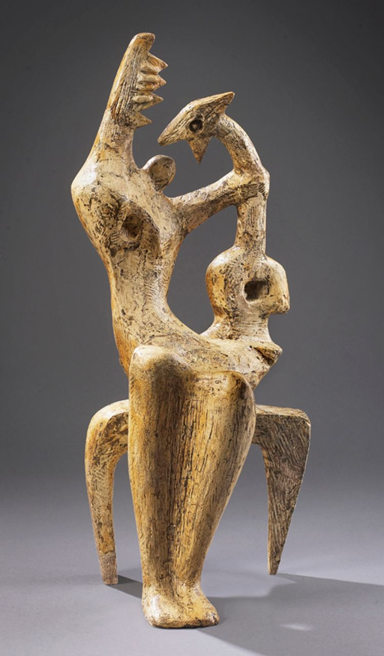 Henry Moore, Mother and Child (1953) © The Henry Moore Foundation. All Rights Reserved, DACS / SODRAC (2013)