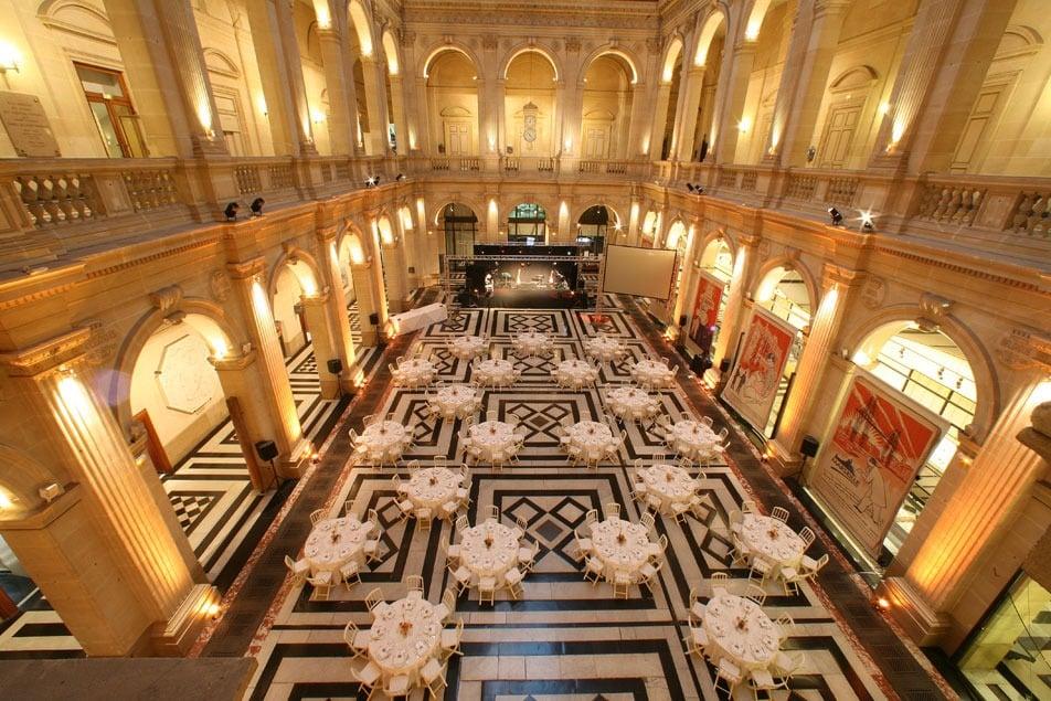 Louez une salle de réception à marseille | Palais de La Bourse - World Trade Center Marseille Provence