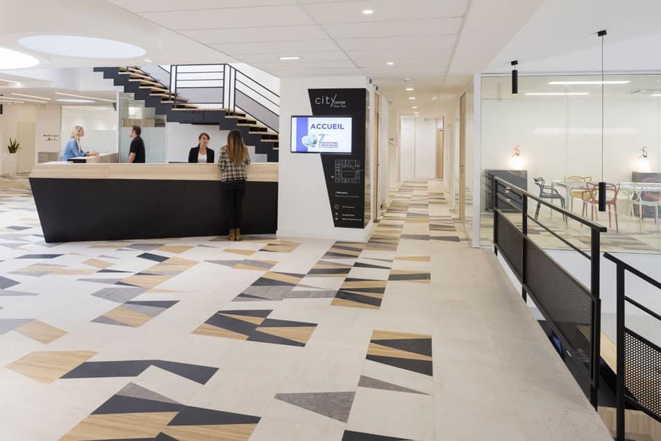 Louez une salle pour votre événement d'entreprise à marseille Vieux Port | City Center - World Trade Center Marseille