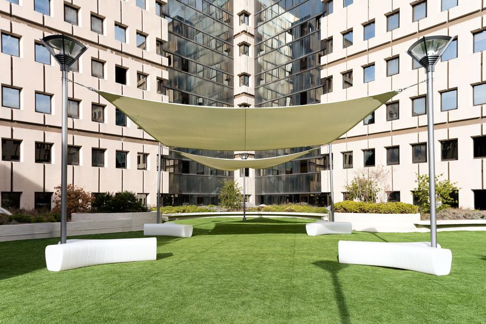 Privatisez un Rooftop pour votre séminaire en plein cœur de marseille | City Center - World Trade Center Marseille