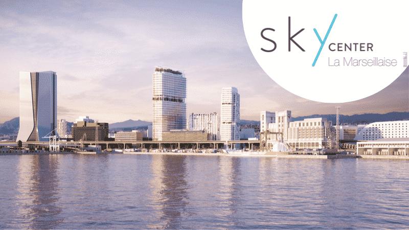Sky Center Tour La Marseillaise