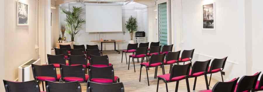 Louez votre salle de formation en plein cœur de paris à l'Espace George V