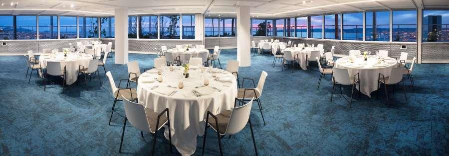 Location salle de réception avec traiteur à Marseille Tour La Marseillaise | Sky Center