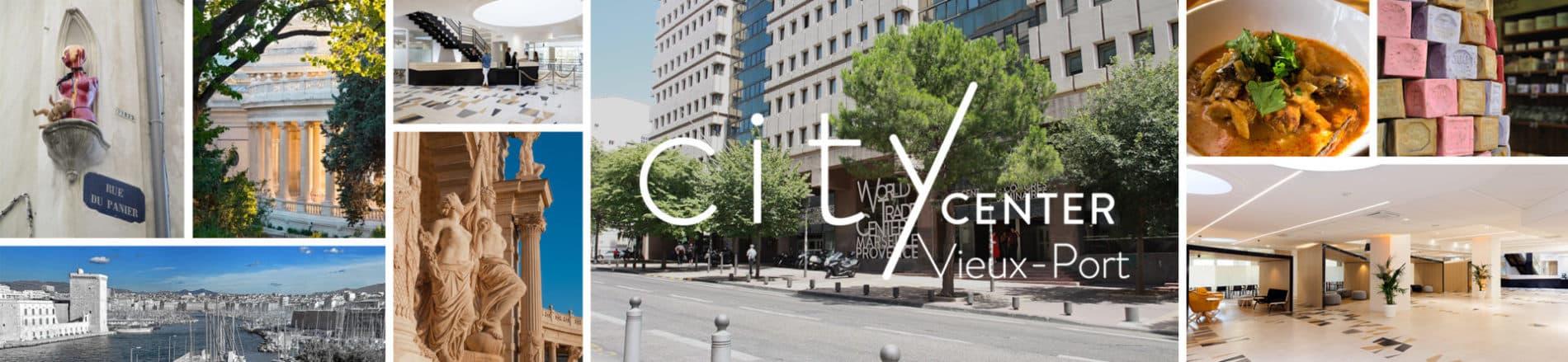 Centre d'affaires Vieux Port de Marseille