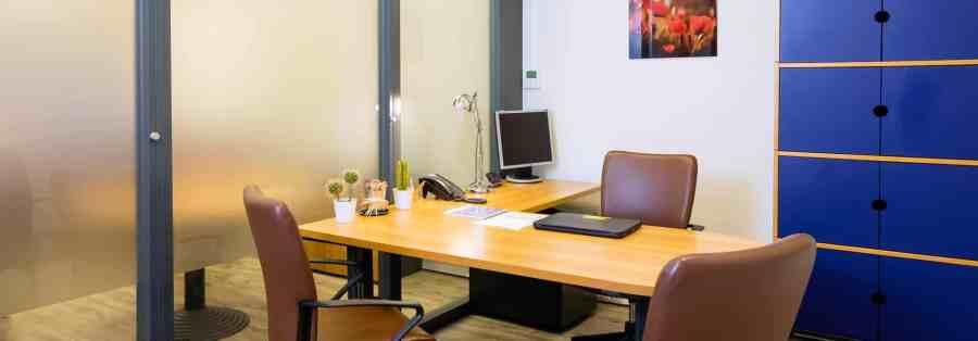 louer un magnifique bureau équipé de standing à paris