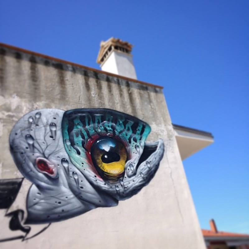 Veks van Hillik Mural