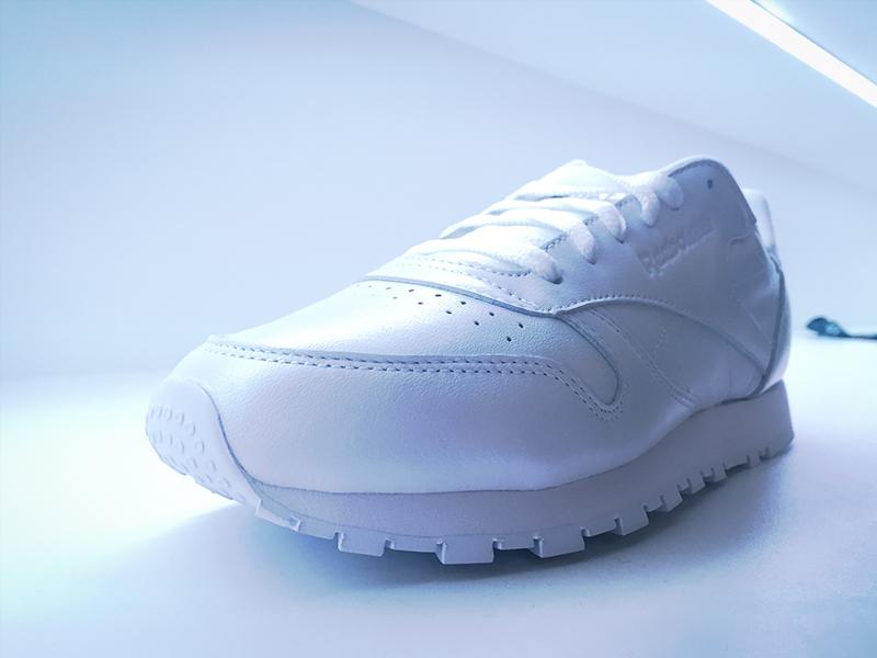 Reebok Classic Leather Pearl white