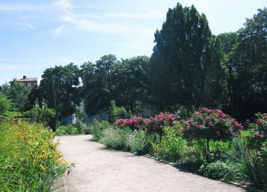 Bethmann Park in Frankurt