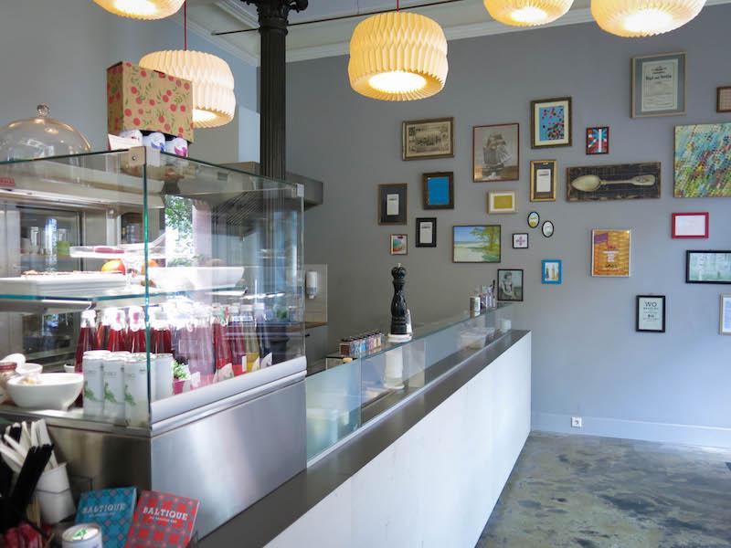 Baltique Deli: Pankuka Bar in Frankfurt